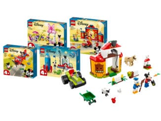 LEGO Mickey And Friends Titel Farm