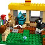 LEGO Minecraft 21171 Der Pferdestall 5