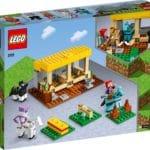 LEGO Minecraft 21171 Der Pferdestall 7