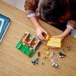 LEGO Minecraft 21171 Der Pferdestall 8