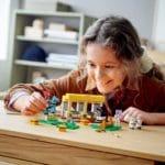 LEGO Minecraft 21171 Der Pferdestall 9