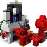 LEGO Minecraft 21172 Das Zerstörte Portal 6