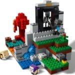 LEGO Minecraft 21172 Das Zerstörte Portal 7