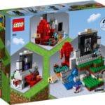 LEGO Minecraft 21172 Das Zerstörte Portal 8