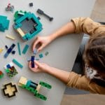LEGO Minecraft 21173 Der Himmelsturm 10
