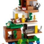 LEGO Minecraft 21174 Das Moderne Baumhaus 1