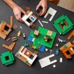 LEGO Minecraft 21174 Das Moderne Baumhaus 12