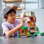 LEGO Minecraft 21174 Das Moderne Baumhaus 13