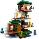 LEGO Minecraft 21174 Das Moderne Baumhaus 3