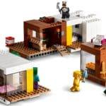 LEGO Minecraft 21174 Das Moderne Baumhaus 5