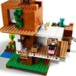 LEGO Minecraft 21174 Das Moderne Baumhaus 8