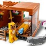 LEGO Minecraft 21174 Das Moderne Baumhaus 9