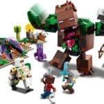 LEGO Minecraft 21176 Die Dschungel Ungeheuer 3