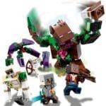 LEGO Minecraft 21176 Die Dschungel Ungeheuer 5