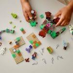 LEGO Minecraft 21176 Die Dschungel Ungeheuer 7