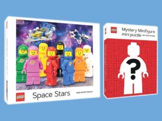 LEGO Minifiguren Puzzle September 2021