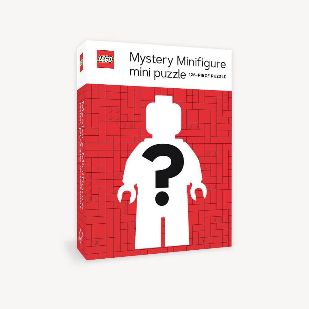 LEGO Minifiguren Puzzle September 2021 Mystery Minifigure