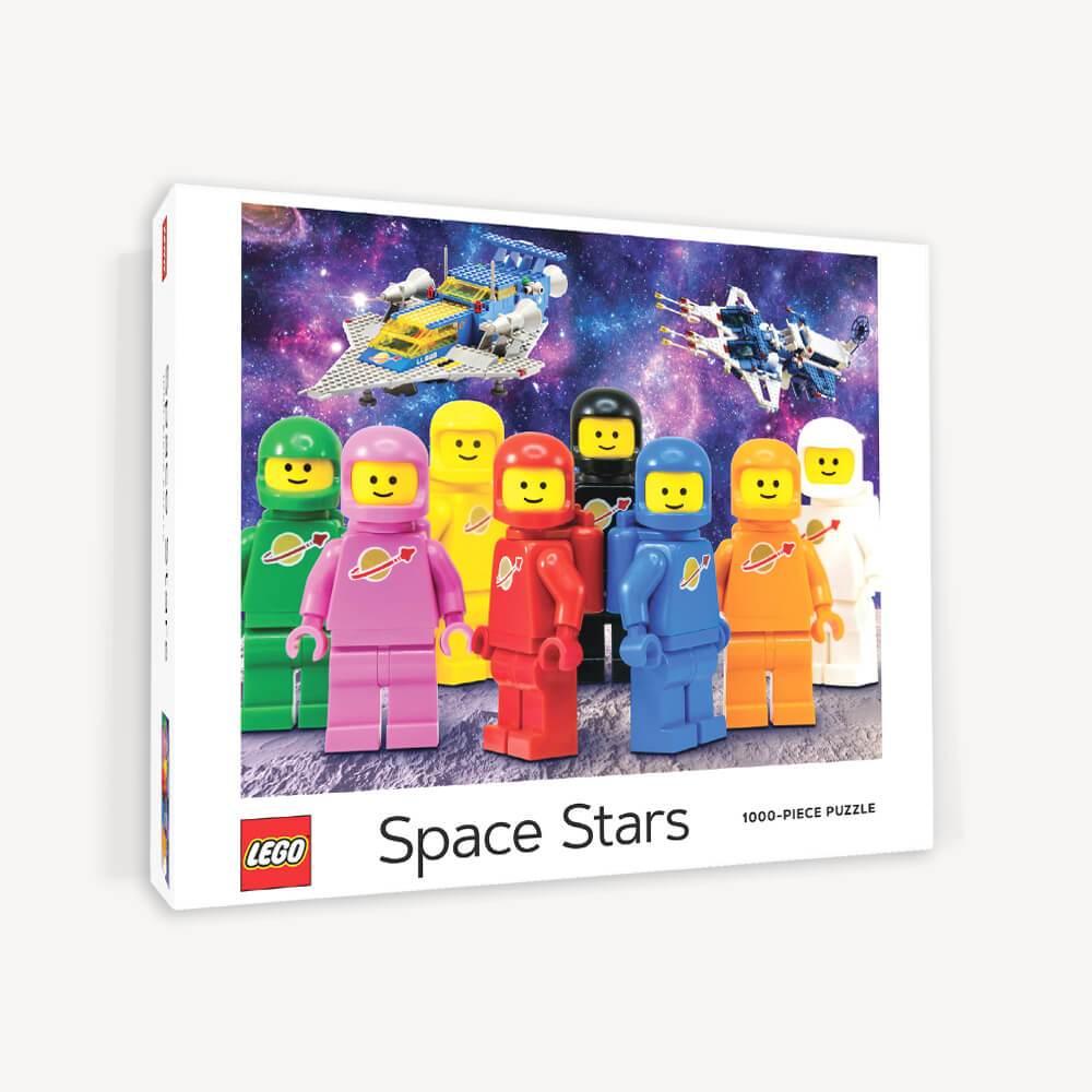 LEGO Minifiguren Puzzle September 2021 Space Stars