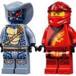 LEGO Ninjago 71734 Kais Feuer Bike 3