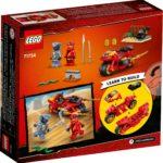 LEGO Ninjago 71734 Kais Feuer Bike 8