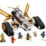 LEGO Ninjago 71739 Ultraschall Raider 1