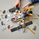 LEGO Ninjago 71739 Ultraschall Raider 11