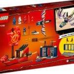 LEGO Ninjago 71749 Flug Mit Dem Ninja Flugsegler 9