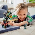 LEGO Ninjago 71750 Lloyds Hydro Mech 10