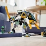 LEGO Ninjago 71750 Lloyds Hydro Mech 11