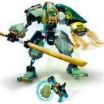 LEGO Ninjago 71750 Lloyds Hydro Mech 4
