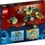 LEGO Ninjago 71750 Lloyds Hydro Mech 8