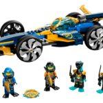 LEGO Ninjago 71752 Ninja Unterwasserspeeder 1