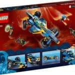 LEGO Ninjago 71752 Ninja Unterwasserspeeder 10