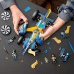 LEGO Ninjago 71752 Ninja Unterwasserspeeder 11