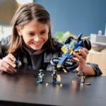 LEGO Ninjago 71752 Ninja Unterwasserspeeder 12