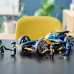 LEGO Ninjago 71752 Ninja Unterwasserspeeder 13