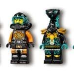 LEGO Ninjago 71752 Ninja Unterwasserspeeder 3
