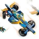 LEGO Ninjago 71752 Ninja Unterwasserspeeder 6