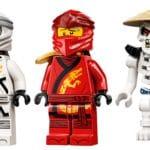 LEGO Ninjago 71753 Kais Feuerdrache 3