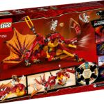 LEGO Ninjago 71753 Kais Feuerdrache 9