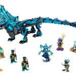 LEGO Ninjago 71754 Wasserdrache 1