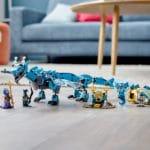 LEGO Ninjago 71754 Wasserdrache 12