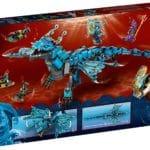 LEGO Ninjago 71754 Wasserdrache 9