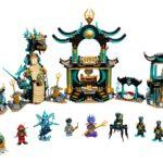 LEGO Ninjago 71755 Tempel Des Unendlichen Ozeans 1