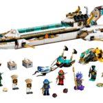 LEGO Ninjago 71756 Wassersegler 1