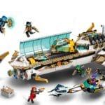 LEGO Ninjago 71756 Wassersegler 6