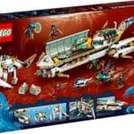 LEGO Ninjago 71756 Wassersegler 9