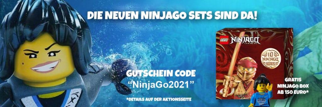 LEGO Ninjago Mystery Geschenkbox Jb Spielwaren