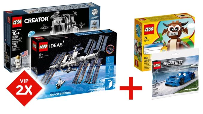 LEGO Onlineshop Aktionen Mai 2021