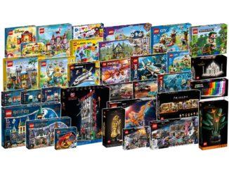 LEGO Set Neuheiten Juni 2021